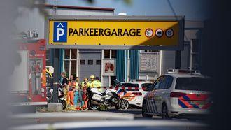 Parkeergarage Wormerveer ingestort