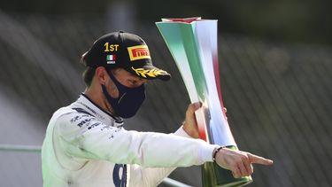 Pierre Gasly heeft bij de Grote Prijs van Italië zijn eerste zege in de Formule 1 gepakt.