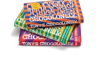 Tony's komt met driegangenmenu van chocolade