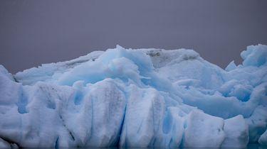 Expeditie onderzoekt snelle smelten gletsjer op Antarctica