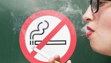 Rookverbod door overheid: betutteling of niet? / ANP