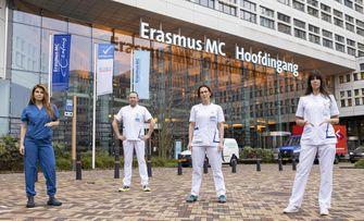 BN'ers in het ziekenhuis Richard Groenendijk Erasmus MC