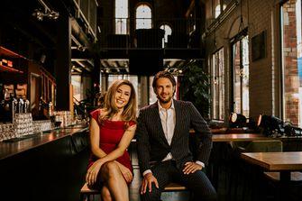 Een foto van Fidan Ekiz en Renze Klamer