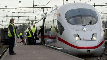 51-jarige man opgepakt voor saboteren rails Duitse hogesnelheidslijn