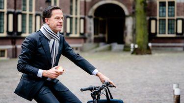 Mark Rutte beveiliging