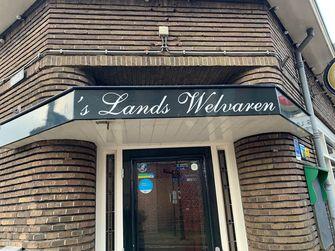 Een foto van voordeur van 's Lands Welvaren
