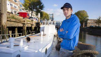 De scheepswerf aan de Rotterdamse Oude Haven is van de ondergang gered. / VINCENT VAN DORDRECHT
