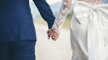 Amerikaans stel trouwt in online Nintentogame