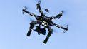 Lets luchtruim op slot vanwege op hol geslagen drone