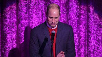 Prins William is er kort maar krachtig over: 'We zijn géén racistische familie'