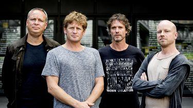 De mannen van Racoon.