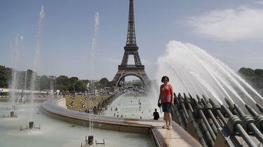 Het was nog nooit heter in Frankrijk: 44,3 graden