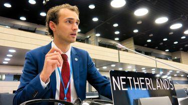 Jongerenvertegenwoordiger Martijn: Trump motiveert me