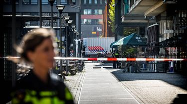 Politie ontving tip over dader steekpartij Den Haag
