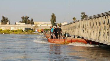 Bootongeluk Irak kost bijna honderd mensen het leven