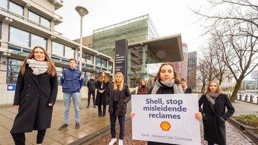 Studenten vs Shell
