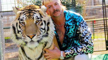 Stripboek over Tiger King in de maak. | Foto: Netflix/ANP