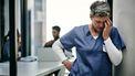 Verpleegster verslaat virus en gaat meteen weer werken
