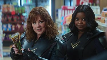 Thunder Force Nieuw op Netflix week 14