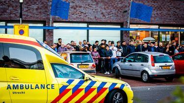 Massale steun voor gewonde agent na explosie Utrecht