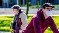 Ov-gebruiker pakt liever fiets dan een mondkapje
