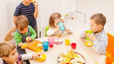 Kleuterschool beroofd: inbrekers stelen cake en fruithapjes