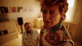 Een foto van Pierre Bokma als Ronnie Bosboom Senior.