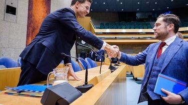 VVD'ers voor de zesde keer op rij meeste schandalen. / ANP