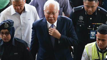Oud-premier Maleisië voor de rechter