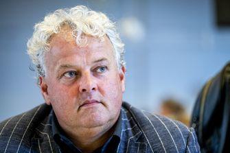 Een foto van Robèr Willemsen, voorzitter van Koninklijke Horeca Nederland