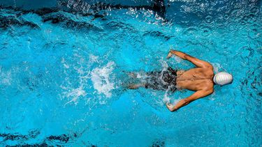 calorieën zwemmen afvallen