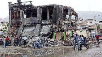 Tien jaar na de aardbeving op Haïti is het land nog niet af