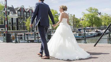 Coronacrisis zorgt voor huilende bruiden
