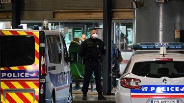 Bus uit Italië in Lyon gestopt vanwege mogelijke coronabesmetting