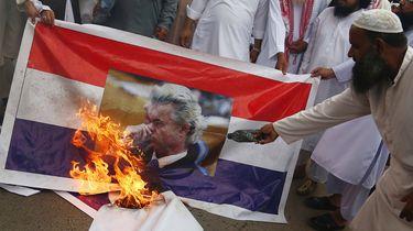 Pakistan: afgelaste wedstrijd Wilders is overwinning