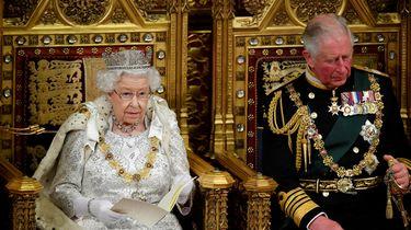Britse koningin: Brexit op 31 oktober is prioriteit