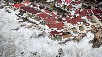 Orkaan Imra op Sint-Maarten
