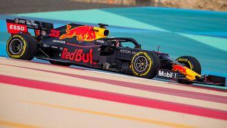 Formule 1-race Bahrein wordt zonder publiek gereden.