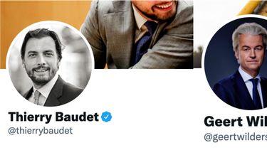 Thierry Baudet Geert Wilders Twitter vaccinatieplicht