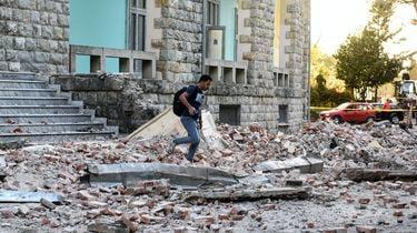 Aardbeving Albanië: meer dan 100 gewonden