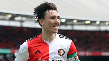 Aanvaller Steven Berghuis van Feyenoord naar Ajax