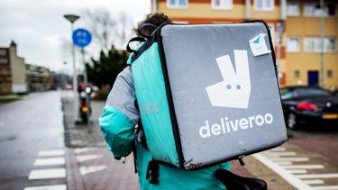 Deliveroo, beursgang