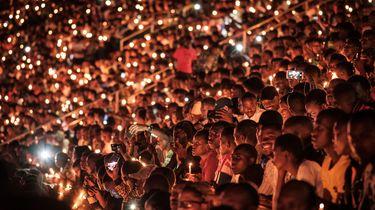 Rwanda herdenkt slachtoffers genocide