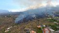 lava vulkaan La Palma