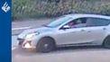 foto van een Mazda die de politie zoekt