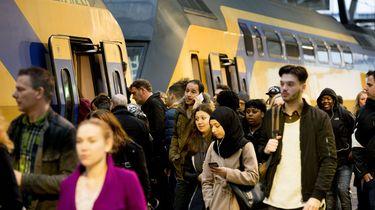 Zitplaats in de trein straks misschien via wifi-tracking