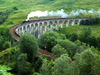 trein groot-brittannië