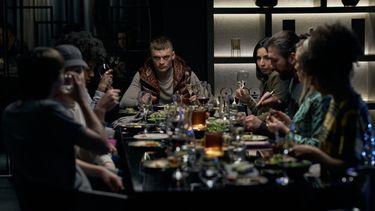 Forever Rich Jonas Smulders eten