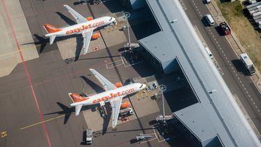 Geen EasyJet-vluchten meer voor onbepaalde tijd