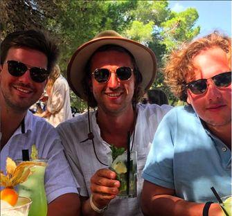 Max op Ibiza   Foto: Instagram @zeilbootannemarie